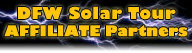 DFW Solar Tour AFFILIATE Partners