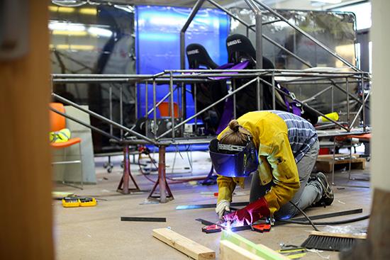 Plano ISD Academy High School Solar Car Team - DFW Solar